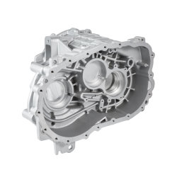 Het goedkope Afgietsel van de Matrijs van de Precisie van de Douane CNC die Geval van de Motor van het Deel van het Aluminium van de Delen van de Toebehoren van de Motorfiets het Auto machinaal bewerken