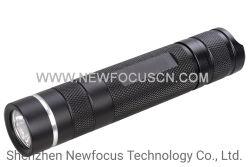 高い発電LEDの懐中電燈365nm Nichia紫外線(紫色ライト) 18650電池(YN-FU-B011)