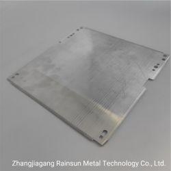 Superconductor compuesto de aleación de aluminio plano Calor/tubo de calefacción/Tubo con el líquido refrigerante