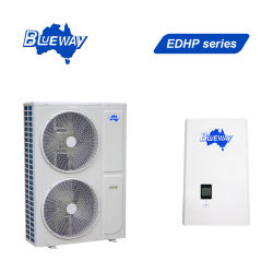 Pompa di calore invertitore CC Evi standard europeo 6 HP
