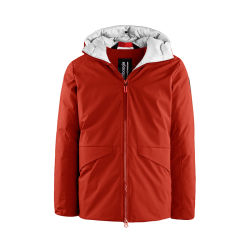 Los hombres invierno exterior impermeable al aire libre Down Jacket el desgaste de stock