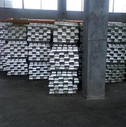 Metales no Ferrosos Sn el 99,95% de pureza de lingotes de estaño metálico de lingotes de estaño/ para la venta de lingotes de estaño metal