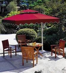 Алюминиевые солнечные зонты из расчета