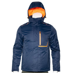 繭紬W/Pの屋外のジャケット、冬のジャケット、人のジャケット、防水ジャケット、屋外の摩耗、作業衣類、キルトにされる冬の衣類ジャケットにパッドを入れる