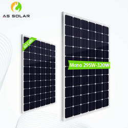 230 Watt der Sonnenkollektor-Baugruppen-310W 320W 350W hohe Leistungsfähigkeits-monokristalline polykristalline Sonnenkollektor-und 230 Watt Sonnenkollektor-Baugruppen-