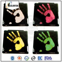 Revêtement en plastique Color-Changing Pigment avec la température