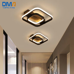 Современный простой балкон коридор входа фонари акриловые светодиодные потолочные лампы
