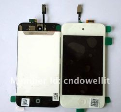 voor iPod Touch4 LCD Touch Screen Digitizer Assembly