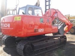 Verwendeter Exkavator Hitachi-Ex120, Japan stellte verwendeten Exkavator Hitachi-120 /130 /160 für Verkauf her