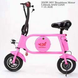 2020新式の折りたたみの携帯用電気自転車、電気バイク