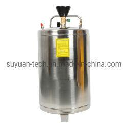 2019 Novo Produto Máquina de espuma Pneumática Canhão de aço inoxidável sem riscar, ventilador de espuma de água em forma de pistola de cera