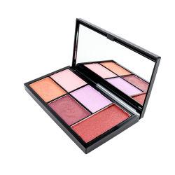 Les produits cosmétiques colorés Private Label Matte cosmétique maquillage fard Ombre à paupières palette 5 couleurs