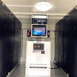 LEDスクリーンは四色刷P3 P4 P5 P6 P8 P10の屋外の移動トラックにパネルをはめる