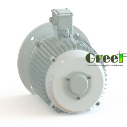 150kw bas régime Ce/TUV générateur à aimant permanent d'énergie éolienne