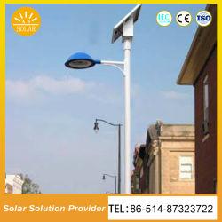 De goedkope Straatlantaarn van het Zonnepaneel van de Milieubescherming van de Douane Materiële