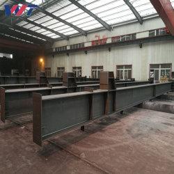 La fabbrica direttamente fornisce i fasci di sezione saldati alta frequenza di profili H/I per la colonna/fascio della struttura d'acciaio