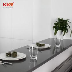 Surface solide pierre Cuisine coupe Counertop pour salle de bains et cuisine Tops