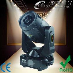 Professional 4W Cabezal movible de RGB a todo color la luz del láser
