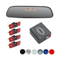 레이다를 반전하는 센서 차 주차 원조 시스템을 주차하는 도매 발광 다이오드 표시 차 부속품