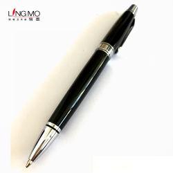 링모 럭셔리 디자인 로즈 블랙 트위스트 메탈 볼포인트 펜 하이 고품질 볼 펜