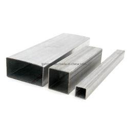 La meilleure qualité 19*19*0.95*5800mm ers Profil de boîte/gi Pre-Galvanized sections creuses de rectangulaire en acier