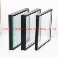 زجاج منخفض العزل 5+12 أمبير+5 مم / زجاج مزدوج الزجاج/زجاج Igu/زجاج عازل/ بناء زجاج / زجاج النوافذ / زجاج جدار الستائر
