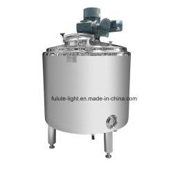 1000L Жидкости из нержавеющей стали смешивания чайник с вала мешалки