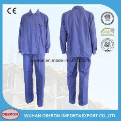 Camicia e pantaloni in cotone poliestere/100% twill di cotone/cotone poly-cotton
