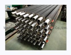 La Chine en acier allié de T11 T12 T5 T22 Fin Tube, ASTM A213 ASME SA213 Pression chaudière fin tube pour l'usine d'alimentation
