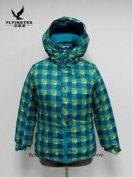 Vestiti del pattino del Windbreaker della tuta sportiva del cappotto di sport del rivestimento di Hoody dei capretti