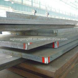 Piatto ad alta resistenza laminato a caldo standard del acciaio al carbonio di JIS (SS400 Q235B)
