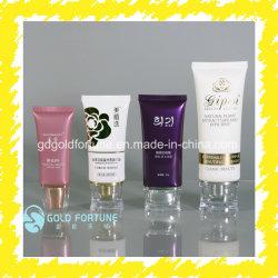 Tube en plastique laminé/PE à crème cosmétique/emballage de produits