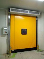 A indústria de plástico de PVC de alta velocidade do obturador de rolamento interior do tecido Estore
