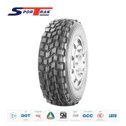 Tous les radial en acier Truck & Bus pneu 365/80R20 385/55395/85R20 R22.5 425/65R22.5 445/65R22.5 445/45R19.5 Tubeless Sportrak marque des pneus de qualité supérieure