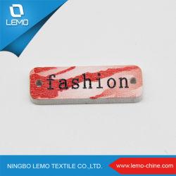 Botón Natural a granel personalizados Botones de madera para la decoración de prendas de vestir