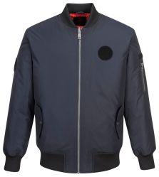 Мода высокое качество и мода экспериментальных куртка с ребрами