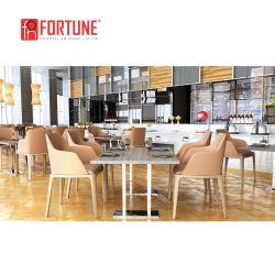 Bruin modern Restaurant stoelen Bank zitjes