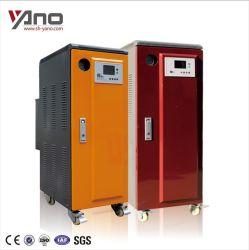 Yano 50kw brevetée 70kg/h 8bar le fer avec le générateur de vapeur, la consommation d'électricité