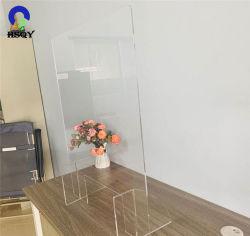 3mm 5mm 8mm 10mm freies Plastikblatt Acryl-Belüftung-Haustier PCps-Blatt für Tisch-Schilder und Bildschirm
