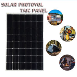 Chargeur solaire Poly Modules solaires PV 320 W