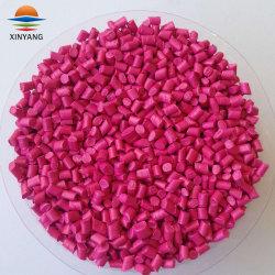 Color de oferta profesional Masterbatch de plásticos reciclados