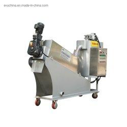 Voluteタイプ油性沈積物の脱水機機械製造