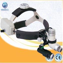 LED Medical Dental, ent de gynécologie phare chirurgicale Kd-202A-7 avec loupes