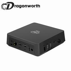 4K Streaming Media Player GK5 Mini PC 4G 64G el intercambio de tarjetas 2018 Ultra caliente película de salida gane 10 TV Box