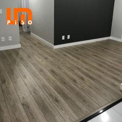 Fabrico chinês 8mm AC3 HDF Carvalho Cinza laminado de madeira/piso laminado