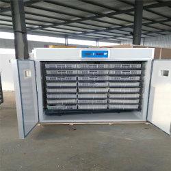 Huevo Incubadora para huevos de pollo caliente 2019 incubadora de huevos automática de productos industriales