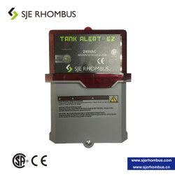 Alarma de nivel de depósito de agua, el uso doméstico 120 VAC/240VAC