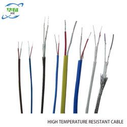 Alta resistencia a la temperatura cable de silicona para el cable de calentamiento de la MAT