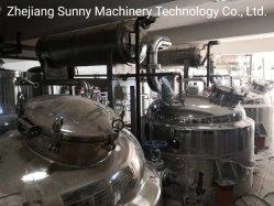 自然なプラント有効な原料抽出のための熱い還流の抽出器