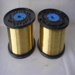 Revestido de latão fio de aço utilizado especiais para a mangueira de borracha